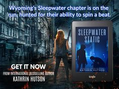 While you will miss the high action blockbuster effects style chases and combat sequences of the first book in the Blue Helix series, you will find that Kathrin Hutson has done an amazing job of packing intrigue, character development and a delightfully tense brooding atmosphere into Sleepwater Static. The book also has an amazing backdrop that includes some snapshots into the height of America's civil rights era and is married with a generous dose of social cometary with respect to… Kill Bill, Character Development, Civil Rights, Bestselling Author, In The Heights, The Book, Respect, Mystery, Packing