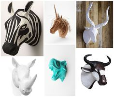 cardboard recycled craft - Google Search