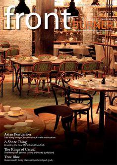 Senior Copywriter for Front Burner Magazine- Issue Winter 2013
