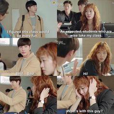 Cheese In The Trap #korean #drama #manwha