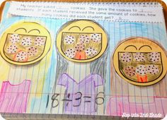 Division, Prepositions, and Robert Munsch! (Step into 2nd Grade with Mrs…