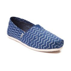 TOMS Classic Triangles Slip-On Shoe Yk7e55