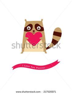 Fotos stock Raccoon Vetor, Fotografia stock de Raccoon Vetor, Raccoon Vetor Imagens stock : Shutterstock.com