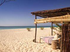 Zanzibar sahillerinde...