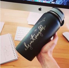Engraved Hydro Flask