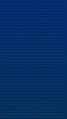 Lego Toy Dark Blue Block Party iPhone 6 Plus