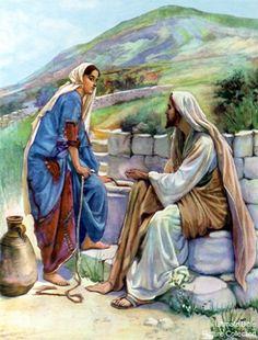 Juan 4:10 Respondió Jesús y le dijo: Si conocieras el don de Dios, y quién es el que te dice: Dame de beber; tú le pedirías, y él te daría agua viva. ♔
