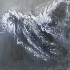Elbéger expose @galerienumero1 du 28 sept; au 11 octobre VERNISSAGE SAMEDI 3 OCTOBRE à 17H 41-La-grande-vague