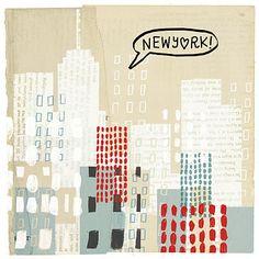 Michael Mullan Illustration Sketchbook #newyork, #NYC, #pinsland, https://apps.facebook.com/yangutu