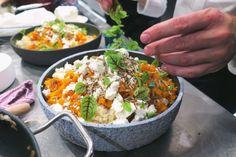 Blog Food, Brunch, Cobb Salad, Ethnic Recipes, Food Trip, Christmas Open House Menu, Original Recipe, Food