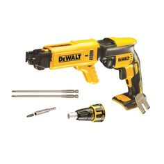 Find DeWalt 18V XR Brushless Collated Drywall Screwdriver at Bunnings Warehouse. Visit your local store for the widest range of tools products.