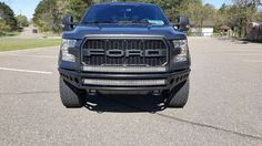 I ordered mine direct from rogue racing (cheapest).went on really easy and i also liked that clean look which took some time due to some of the fog light wiring and the frost plig. There is a great youtube video by stage 3 on installing it.  enough air for ecoboost?