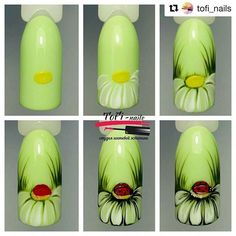 #Repost @tofi_nails with @repostapp ・・・ Lunail  #tofi_nails #lunail #nailart…