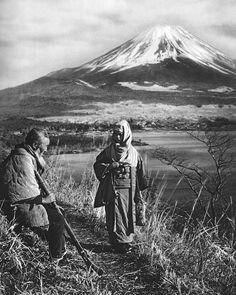 Mont Fuji 1920