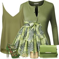 Happy September by divacrafts on Polyvore featuring LE3NO, Topshop, Alaïa, JAY. M, Blue Nile, Alexia Crawford and Original   http://www.cafepress.com/gkcclothing
