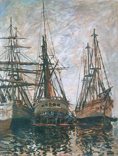 Barche sul Rapair
