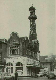Hippodrome 1950's Birmingham Shopping, Birmingham City Centre, Old Pictures, Old Photos, Sutton Coldfield, Cinema Theatre, Birmingham England, Walsall, West Midlands