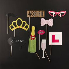 Choose one of our #Office #Party #Package! They all come with unique #party #props (hats, party glasses or photo accessories) - serving all offices in Fresno & Clovis.