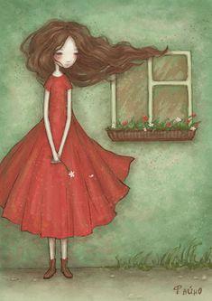 Red by Sasha Salmina