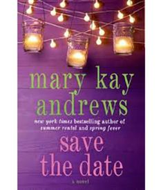 Mary Kay Andrews books are a way to visit the south. They are Southern through and through. It was great reading about Savannah (I just visited there last summer) because I could picture the places! And smell the flowers...