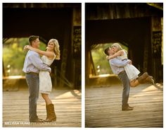 Love these engagement pics!