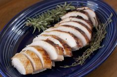 Apple Cider Brined Turkey Breast - author is sellin' it as the best recipe for turkey EVER and I'm buyin' it.  Worth a try anyway.