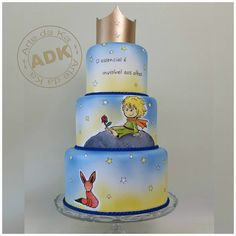 The Little Prince: Arte da Ka, facebook