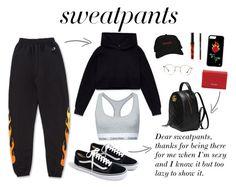 Designer Clothes, Shoes & Bags for Women Yves Saint Laurent, J Crew, Cart, Calvin Klein, Gucci, Sweatpants, Shoe Bag, My Style, Polyvore