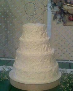 Wedding cake I did -2012