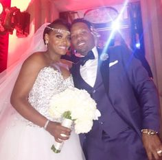 ... & Videos From Yandy Smith & Mendeecees Harris' Wedding #LHHWedding