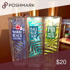 949f3b0636cb2 Shop Women s bath and body works size OS Other at a discounted price at  Poshmark. Description  Bath and body works sprays never used.