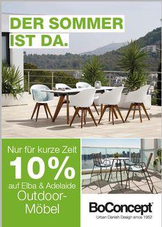 BoConcept NRW: DESIGN SALE – bis zum 31. Juli 2016 http://www.boconcept-experience.de/koeln_duesseldorf_essen/design-sale-bis-zum-31-juli-2016/