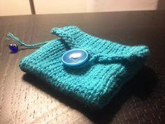 örgü cüzdan/knit wallet