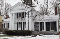 A house with ties to abolitionist history in Central New York