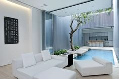 ..beautiful light and sense of space for a small area