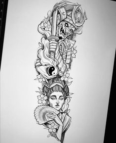 Half Sleeve Tattoo Stencils, Half Sleeve Tattoos Drawings, Half Sleeve Tattoos For Guys, Forearm Sleeve Tattoos, Best Sleeve Tattoos, Tattoo Sleeve Designs, Leg Tattoos, Body Art Tattoos, Japanese Forearm Tattoo