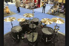 Abe's Set at NAMM