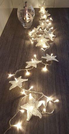 Tee itse tunnelmavalot. Jouluvalot, valopallot, tähtivalot. Diy. Tee se itse. Ohje mukana.