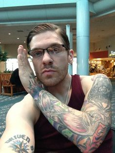 "Brent Smith-Shinedown. ""Rock & roll is not a genre of music, it's a way of life."""