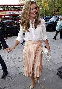 Katherine Jenkins steps out with fiance Andrew Levitas   Mail Online