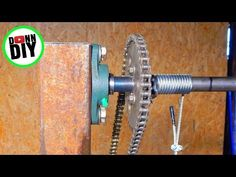 Saw Head Lifting System - Band Sawmill Build #15 - YouTube
