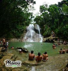 Charco La Leche - Gozalandia - San Sebastian - Puerto Rico