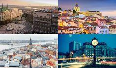 VIAGEM - Conheça 5 cidades mais baratas da Europa para turistas :: Jacytan Melo Passagens