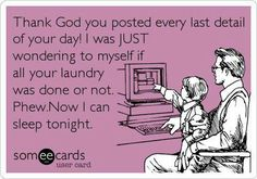 For all those people on my Facebook who share a little too much!