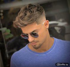 Beard haircut, Men haircut Hair cuts, Mens hairstyles, Cool hairstyles for men, Haircuts for men - 43 Best Men Haircuts makes all things Possible vattire com - Trendy Mens Haircuts, Popular Mens Hairstyles, Cool Hairstyles For Men, Cool Haircuts, Hairstyles Haircuts, 2018 Haircuts, Mens Wavy Hairstyles Short, Barber Hairstyles, Fashion Hairstyles