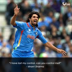 #Ishant #IshantSharma #Cricket #CWC15 #Sports #CricketersPickUpLines #India #MaukaMauka