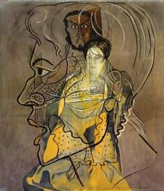 Barcelone - (Francis Picabia)