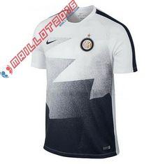 Les maillots du Inter | Nouveau maillot de foot Training Inter 2016 Blanc