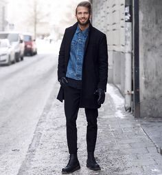All Men's Fashion Trends 2018 - An Overview - Men's Style Adrette Outfits, Preppy Outfits, College Outfits, Mode 2018 Trends, Fashion Trends 2018, Casual Winter Outfits, Casual Boots, Calvin Clein, Casual Chic