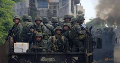 More than 160 civilians walked out of the besieged Philippines city of Marawi just after dawn on Saturday, deceiving Islamist fighters they encountered by hiding the identity of the many Christians among them. Philippines Cities, You Found Me, Mindanao, Virtual Assistant Services, Freedom Fighters, Special Forces, Troops, Christianity, World